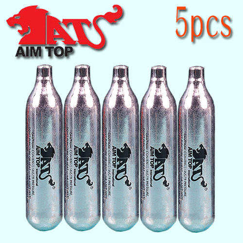 AIM TOP Co2 (12g) 5 Pcs